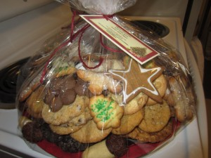 First Cookie Tray of 2016