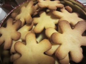 naked sugar cookies